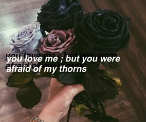 background, flowers, and grunge image