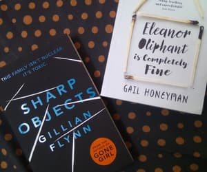 books, sharp objects, and gillian flynn image