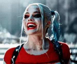 gif, harley quinn, and pretty image