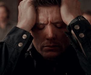 dean winchester, gif, and sam winchester image