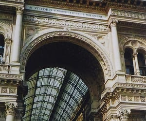 milan, architecture, and city image
