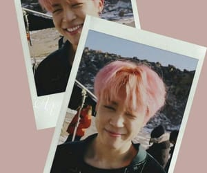aesthetics, park jimin, and bts image