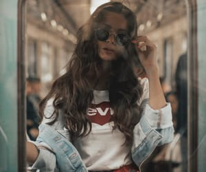 girl, style, and indie image
