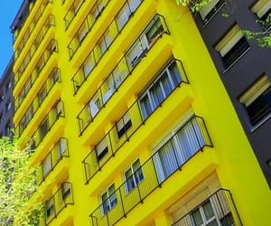 building and yellow image