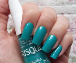 nail polish, nails, and unhas image