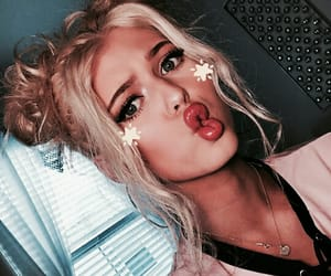 babe, blonde, and icon image