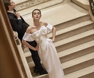 bridal and Carolina Herrera image