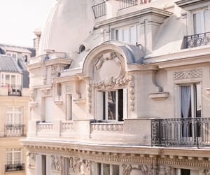architecture, house, and paris image