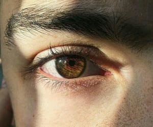 eyes, boy, and eye image
