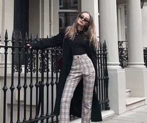 fashion, london, and street style image