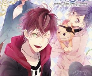 anime, otome game, and sakamaki image
