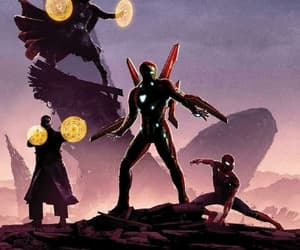 doctor strange, Marvel, and wong image