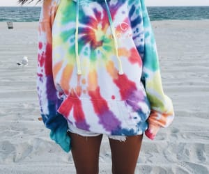 beach, colours, and oversized image