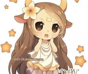 cute, anime, and zodiac image