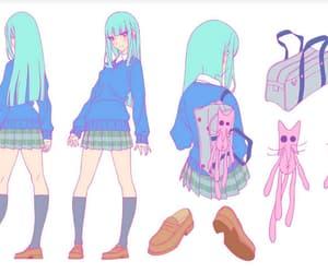 girl, me!me!me!, and me!me!me! prequel image