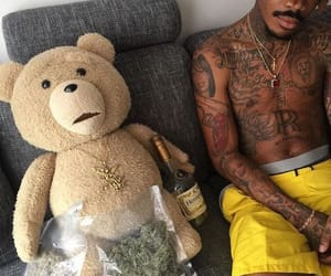 dope, tattoo, and TED image