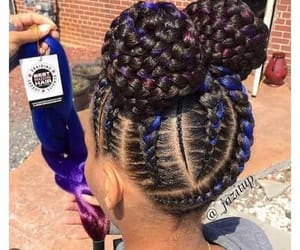 hair and braids image
