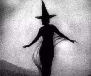 dark and witch image