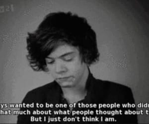 Harry Styles, one direction, and quotes image