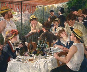 Renoir, art, and painting image