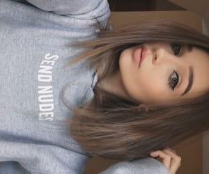 beautiful, hoodie, and pretty image