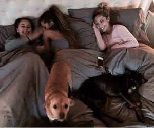 ariana grande, friends, and ariana image