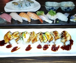 asian, cuisine, and food image