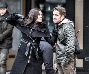 lana parrilla and sean maguire image