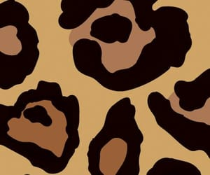 animal print, animals, and art image