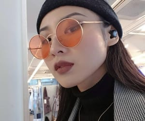accessories, asians, and lipstick image
