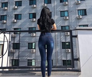 asian, asian girls, and buildings image