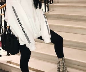 boots, clothing, and fashion goals image