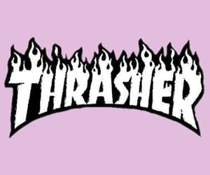 wallpaper, thrasher, and background image