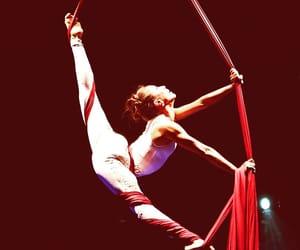 acrobat, circus, and amazing image