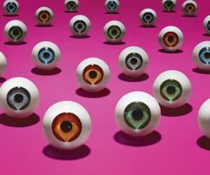 background, eyeballs, and pattern image