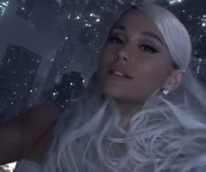 ariana grande, no tears left to cry, and ntltc image