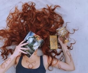 book, shadowhunters, and clary fray image