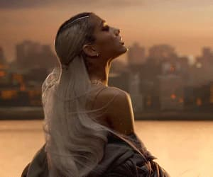 ariana grande, no tears left to cry, and gif image