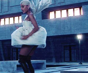 ariana grande, ag4, and no tears left to cry image