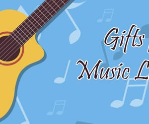 love music, music lovers, and music gifts image