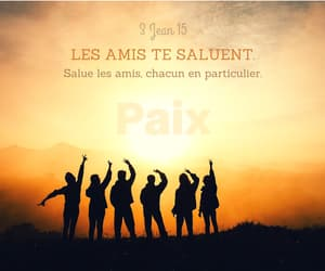 paix, salutations, and mutuel image