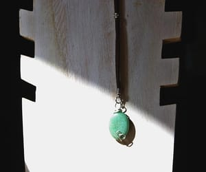 etsy, aventurine jewelry, and long necklace image