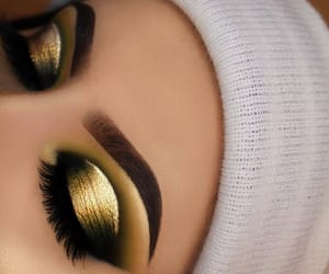 beauty, bold, and eyebrows image