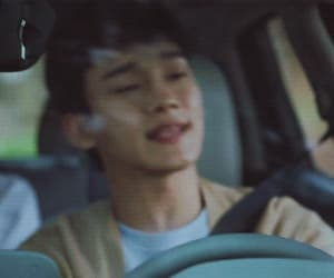 Chen, exo, and gif image