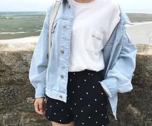denim, fashion, and cute image
