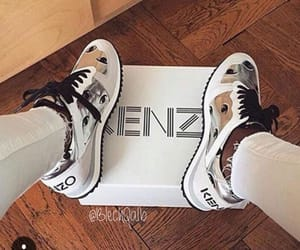 Kenzo, shoes, and kenzo shoes image