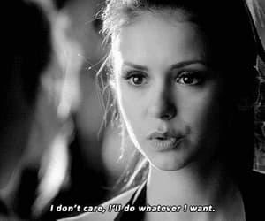gif and Vampire Diaries image