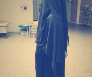 Dream, islam, and niqab image