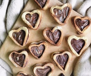 bakery, caramel, and chocolate image