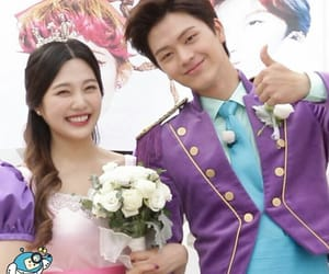 couple, joy, and we got married image